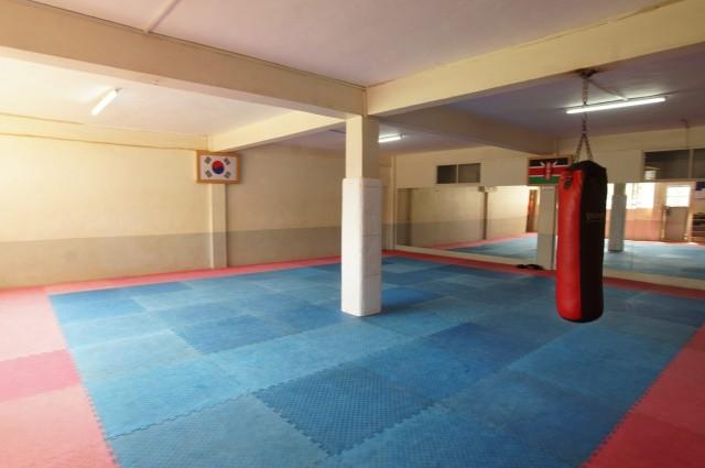 Taekwondo Gym